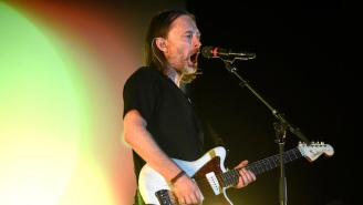Radiohead Made Their 'A Moon Shaped Pool' Rarity 'Ill Wind' Available For Streaming