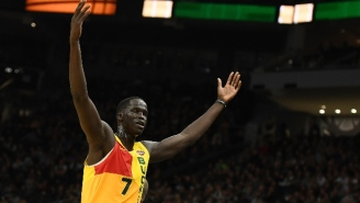 Thon Maker Has Reportedly Requested A Trade From The Bucks Through His Agent