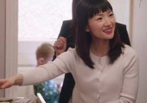 'Tidying Up With Marie Kondo' Sparks Joy In Sarcastic Internet Jokers