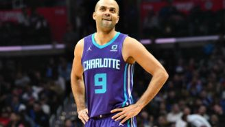 Tony Parker Thinks The Spurs Didn't Take His Free Agency 'Seriously'