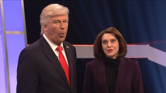 'SNL' Cold Open Finds Donald Trump Haggling Over The Shutdown On 'Deal Or No Deal'