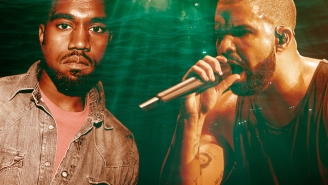 Kanye's Latest Rant Finally Revealed The Reason Behind His Beef With Drake