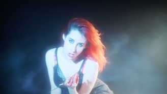 Tamaryn's 'Fits Of Rage' Video Is A Dark, Aesthetic Dream