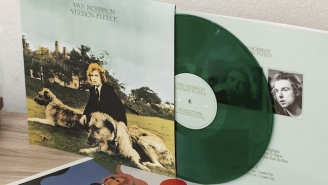 Van Morrison's Under-Appreciated Classic 'Veedon Fleece' Is Getting A New Vinyl Release