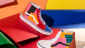 Vans Is Releasing A Vibrant New 'Patchwork' Pack