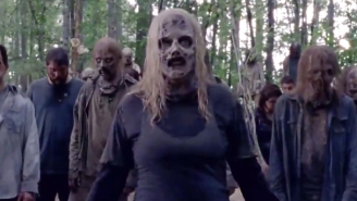 'The Walking Dead' Mid-Season Teaser Shows More Of The Scary Whisperers
