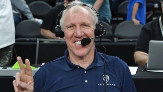 Bill Walton Brought His Trademark Weirdness To The Clippers' Season Finale