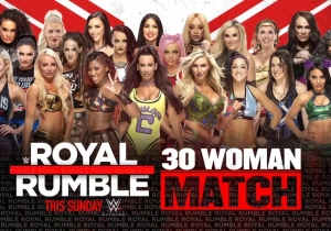 WWE Royal Rumble 2019 Open Discussion Thread