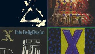 '80s LA Punk Band 'X' Are Reissuing Four Albums On Vinyl In 2019
