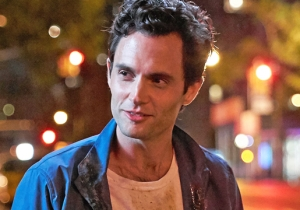 Penn Badgley Is 'Really Troubled' By His 'You' Stalker's Popularity And Mocked His Growing Instagram Following