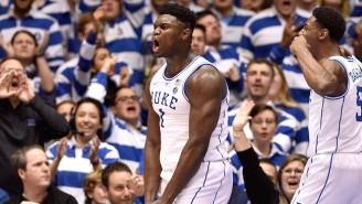 A Syracuse Player Paid The Price For Taking A Charge On Zion Williamson
