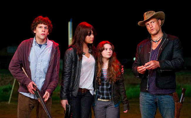 The 'Zombieland 2' Poster Takes The 10-Year Challenge And Confirms The Official Title