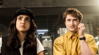 What's On Tonight: Daniel Radcliffe Tries To Save Humanity On 'Miracle Workers'