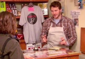Chris Pratt Channeled Andy Dwyer From 'Parks And Recreation' To Sing 'Everything Is Awesome'