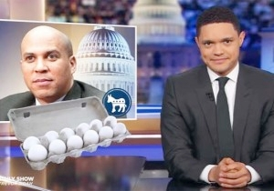 Fox News Is Using Cory Booker's Vegan Diet To Scare People Into Thinking He's Going To Take Away Their Meat