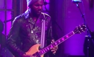 Gary Clark Jr. Gave A Roiling Performance Of 'This Land' On 'SNL'