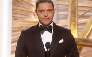 Trevor Noah Trolled The Oscars With A Hidden Joke While Talking About Wakanda
