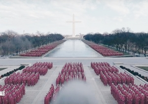 Hulu's Super Bowl Spot For 'The Handmaid's Tale' Was A Spoof Of Ronald Reagan's 'Morning In America' Campaign Ad