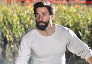 John Krasinski Dropped A Low-Key Announcement About The Start Of 'A Quiet Place 2' Filming