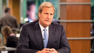 Aaron Sorkin Denies That A Reboot Of 'The Newsroom' Is In The Works