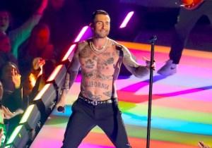 Adam Levine Thanked His Critics After Maroon 5's Super Bowl Halftime Show Got Mixed Reviews
