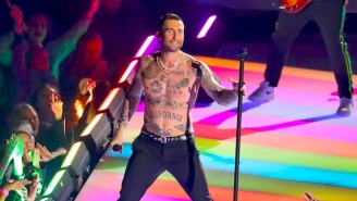Adam Levine Thanked His Critics After Maroon 5's Super Bowl Halftime Show Got Mixed Reviews