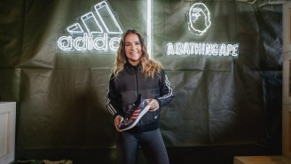 Jen Welter And Designer Todd Rolak Take Us Through Creation Of The First Women's Football Cleat