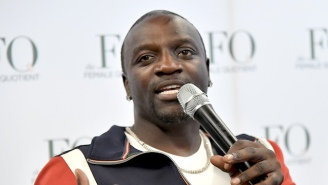 Akon Thinks Black Artists Shouldn't Pass On Playing The Super Bowl Halftime Show
