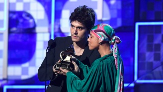 Alicia Keys Shares The Heartwarming Story Of How John Mayer Split His 2005 Grammy With Her