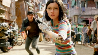 Frotcast Bonus: Matt And Vince Review 'Alita: Battle Angel'