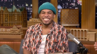 Anderson .Paak Teased Another New Album With Dr. Dre During His Appearance On 'The Tonight Show'