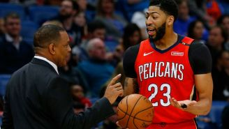 Alvin Gentry Calls The Anthony Davis Saga The Strangest Thing He's Been Part Of 'In My Life'