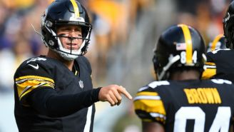 Antonio Brown Called Out Ben Roethlisberger's 'Owner Mentality' On Twitter