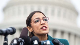 AOC Argues That It's Long-Past Time For Democratic Leaders Nancy Pelosi And Chuck Schumer To Go