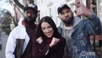 Alexandria Ocasio-Cortez Will Be The First Guest On Desus And Mero's New Showtime Series