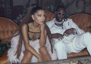 Ariana Grande And 2 Chainz's Second Collaboration Is About A Love That Could 'Rule The World'