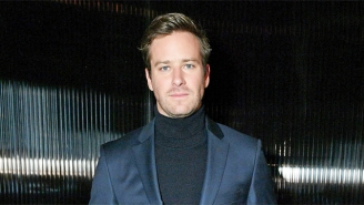 Armie Hammer Addresses The Rumor That He's Being Considered To Play Batman: 'No One Has Checked My Availability'