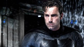 Ben Affleck Has Finally Explained Why He's Done Playing Batman