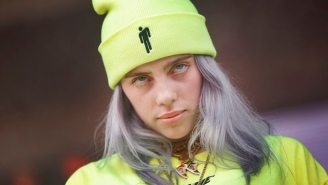 Dave Grohl Said Billie Eilish Is Proof That Rock 'Is Not Close To Dead' And Compared Her To Nirvana