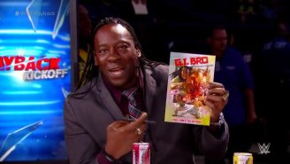 WWE Hall Of Famer Booker T Is Suing The Makers Of 'Call Of Duty'