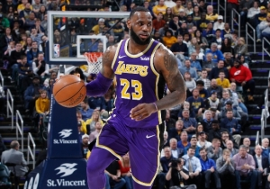 The Lakers Will Reportedly Move LeBron James To Point Guard This Season