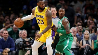Last Night, In Basketball: LeBron's Usual Brilliance Sparked The Lakers' Comeback Win