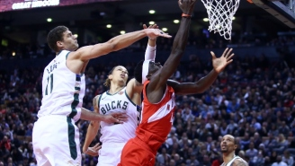 Last Night, In Basketball: The Bucks Put The Clamps On The Raptors Offense