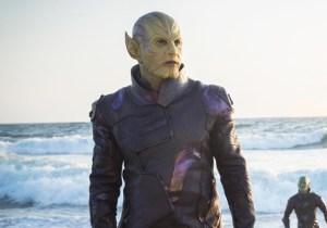 'Captain Marvel' Villain Ben Mendelsohn Drew Upon A '90s Schwarzenegger Film For Inspiration
