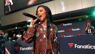 Cardi B Admitted She Turned Down The Super Bowl Halftime Show With 'Mixed Feelings'
