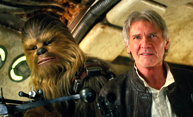 It Was Shockingly Easy To Convince Harrison Ford To Return To 'Star Wars'