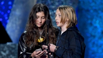 Chris Cornell's Kids Accepted A Posthumous Grammy On His Behalf And Gave An Emotional Speech