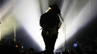 Chris Stapleton Closed The Curtain On Grammys Week With A Stirring Performance At The Hollywood Palladium