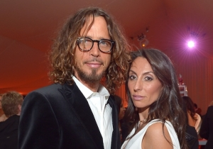 Chris Cornell's Widow Made A Passionate Case Before Congress For Addiction Treatment And Healthcare Reform