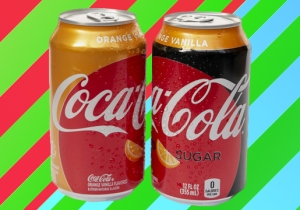 Coke Is About To Introduce Its First New Flavor In Ten Years